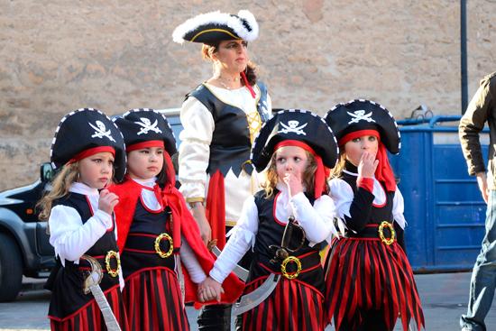 Carnaval infantil Argamasilla de Alba