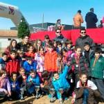 Argamasilla de Calatrava: Los alevines del CEIP 'Virgen del Socorro' logran el bronce en la competición provincial de cross