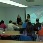 Celebrado en la Cámara de Comercio un taller sobre Twitter como herramienta de las pymes
