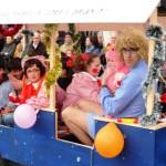 Cientos de personas participaron en el XXVI Desfile Local de Carnaval de Campo de Criptana