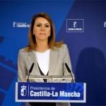 Cospedal anuncia que Castilla-La Mancha ha alcanzado el objetivo de déficit presupuestario fijado para 2012