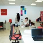 Arranca el centro de coworking para emprendedores de la Cámara de Comercio y GlobalCaja