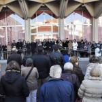 Ciudad Real, en estado de shock tras el crimen machista: unas 300 personas condenan la violencia