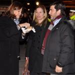 La alcaldesa de Ciudad Real asiste a la quema de la sardina