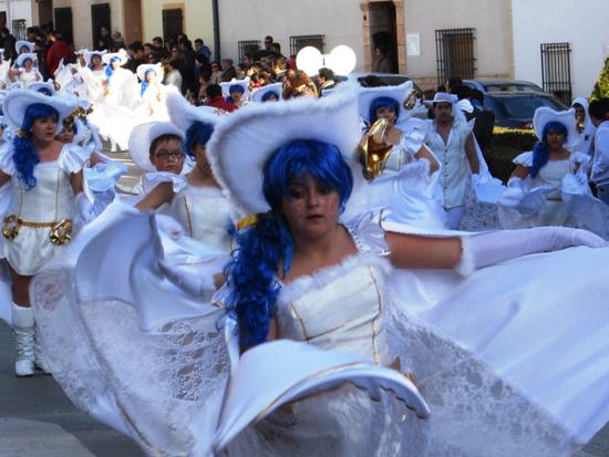 Imaginación y creatividad a raudales en el XXI Desfile Regional de Carnaval de Campo de Criptana