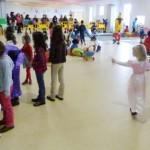 El primer día de talleres infantiles de Carnaval supera el centenar de participantes