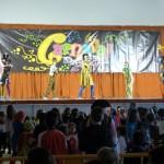 "La fiesta ""Mini dance"" abarrota el Pabellón Infantil de Daimiel"