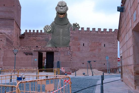 Godzillas Bonas
