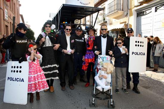 Carnaval de Herencia