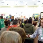 La VI Feria del stock manzanareña registra más ventas que la edición anterior