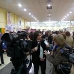 Inaugurada la VI feria del stock de Manzanares
