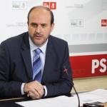 """Guijarro: """"Por cada punto de déficit que Cospedal dice que ha recortado, ha habido 10.000 parados más en la región el último año"""""""