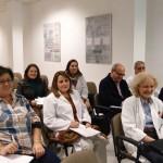 Médicos del área integrada de Tomelloso apuestan por la atención coordinada de pacientes con bronquitis crónica