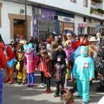 Los niños, grandes protagonistas del Carnaval miguelturreño