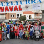 La II Carrera de Máscaras de Miguelturra contó con más de cien participantes