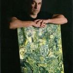 Ciudad Real: Didier expondrá sus obras a partir del 9 de febrero en Enzzo