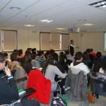 SATSE celebra una jornada de orientación laboral dirigida a los alumnos de cuarto de la Facultad de Enfermería de Ciudad Real