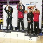 El miguelturreño Javier Benito se proclama campeón juvenil de España de tenis de mesa
