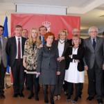 Entregados los premios 'Reconocidos 2012' del Consejo Social