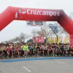 Valdepeñas inaugura la séptima edición del Circuito de Carreras Populares de Ciudad Real