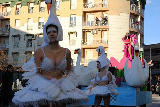 Desfile de Carrozas de Valdepeñas
