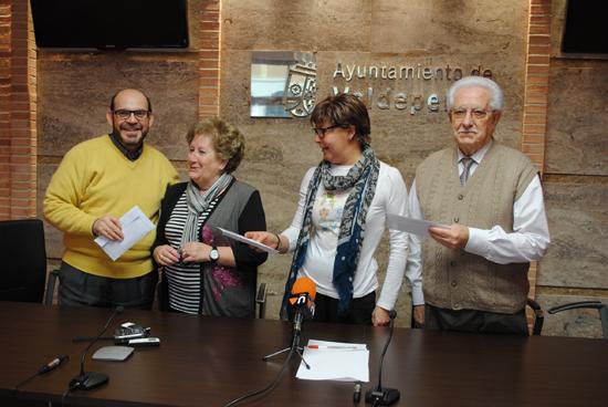 AFA recibe 3.605 euros de la recaudación del Carnaval para la construcción de su mini-residencia