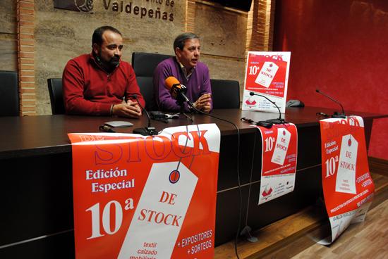 """La Feria del Stock de Valdepeñas celebrará su décimo aniversario con una """"edición especial"""""""