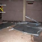 La Guardia Civil detiene a cinco personas por robos cometidos en Villarrubia de los Ojos, Daimiel y Pozuelo de Calatrava