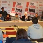 La Cumbre Social de CLM convoca a la ciudadanía a las manifestaciones del 10 de marzo en la región