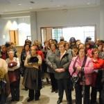 Valdepeñas: Más de medio centenar de mujeres participaron en el acto institucional del Día Internacional de la Mujer