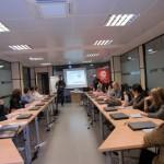"""Ciudad Real: AJE enseña a """"ser empresarios"""" a 18 desempleados"""