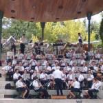 """Escucha tres fragmentos más de """"La del manojo de rosas"""", interpretada por la Banda Municipal de Puertollano"""
