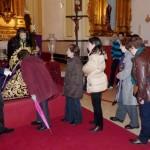 Daimiel: Jesús Nazareno estrenó su nueva túnica