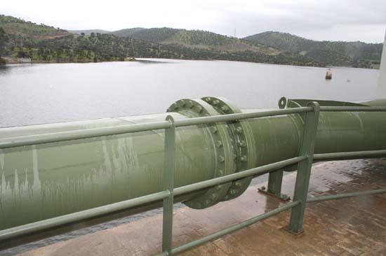 Ciclo integral del agua Puertollano