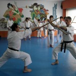 Ciudad Real: El Club Shotokan sigue practicando el karate tradicional