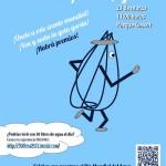 Ciudad Real: ONGAWA anima a recorrer seis kilómetros con un cubo de agua para concienciar de su escasez en el mundo