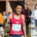 La valdepeñera Dunia Mahassin gana el Campeonato de España de Cross