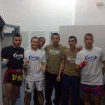 Manzanares: El Campeonato de Castilla-La Mancha de Kick boxing bate récords de participación