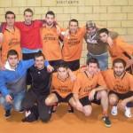 Argamasilla de Calatrava: Casa Antonia se alza como ganador de la liga de invierno de fútbol sala