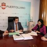 El Ayuntamiento de Puertollano cede a la Federación de Empresarios la gestión del Pabellón Ferial para la organización de encuentros comerciales