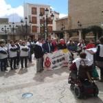 Pedro Muñoz: Una marcha solidaria reivindica más igualdad con motivo de la Semana de la Mujer