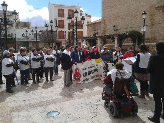 Marcha solidaria Pedro Muñoz