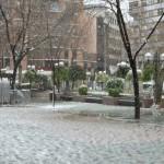 El Ayuntamiento de Ciudad Real se prepara ante el riesgo de nevada durante los próximos días
