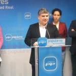 Carlos Cotillas respalda a Alberto Valdelomar, candidato a la presidencia de NNGG Ciudad Real