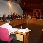 Unanimidad en el Pleno de Puertollano: reclama ayudas a los afectados por las preferentes y pide a la Junta que reconsidere la venta de montes públicos
