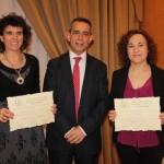 Dos profesionales del Mancha Centro se alzan con los premios de investigación del Colegio de Enfermería