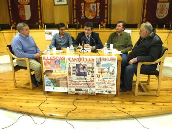 Presentación temporada Carlos Aranda