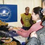 Paella, migas y fideuá en la Feria del Stock, por una buena causa