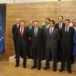 El Gobierno regional firma un convenio con ocho entidades financieras para poner en marcha la línea PYME-Emprendedores