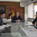 Ciudad Real: Romero se reúne con el grupo scout Siles en su 35 aniversario